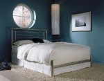 Chatham Bed Set With Frame Satin