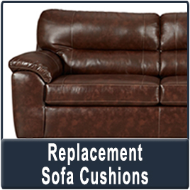 Replacement Sofa Cushions and Cushion Covers