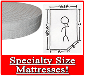 Special Size Mattresses