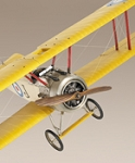 Sopwith Camel, Medium Airplane Model