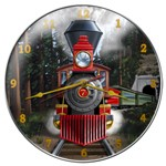 Locomotive 440 Wall Clock