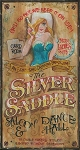 The Silver Saddle Saloon and Dance Hall Antiqued Wood Sign