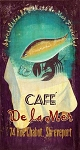 Cafe De La Mer Antiqued Wood Sign