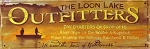 The Loon Lake Outfitters Antiqued Wood Sign
