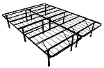 Eastern King Size Steel Base Steel Bed Frame