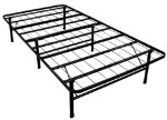 Twin Size Steel Bed Frame