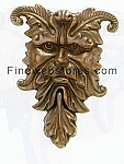 Greek God Door Knocker