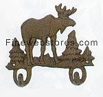 Moose Key Rack
