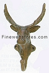 Moose Head Hook