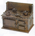 Large Kitchen Stove