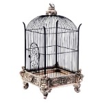 Birdcage Conservatory White