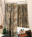Advantage Camouflage Shower Curtain Set