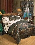 Moose Mountain Style Comforter and Bedding
