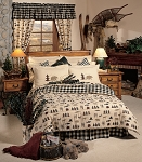 Northern Exposure Lodge Style Comforter and Bedding