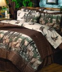 Whitetail Dreams Lodge Style Comforter and Bedding