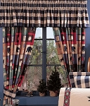 The Woods Designer Window Curtains