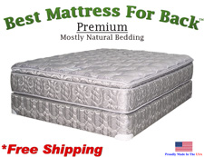 Queen Premium, Best Mattress For Back
