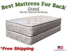 Twin Grand, Best Mattress For Back