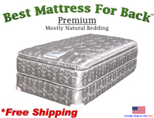 Twin Premium, Best Mattress For Back