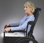 Reclining Wheelchair Backrest 18 Inches Wide x 19 Inches High
