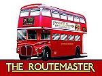 The Routemaster Vintage Tin Sign