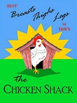 Chicken Shack Metal Sign