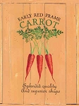 Carrot Vintage Metal Sign