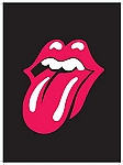 The Rolling Stones Tin Sign