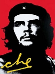 Che Guevara Vintage Metal Sign