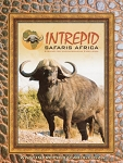Intrepid African Safaris Metal Sign