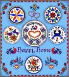 Happy Home Tapestry