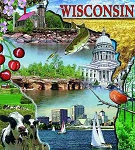 Wisconsin Tapestry