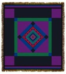 Amish Quilt Tapestry