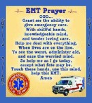 Emt Prayer Tapestry