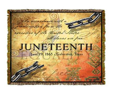 Juneteenth Tapestry