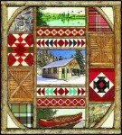 Lodge Tapestry