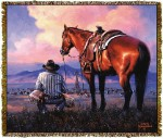 Count His Blessings Tapestry