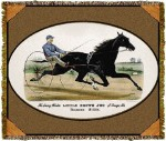 Little Brown Jug Tapestry