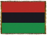 African American Flag Mini Tapestry