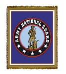 Army National Guard Tapestry