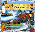 New Hampshire Tapestry