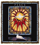 Come Holy Spirit Inspirational Tapestry