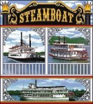 Steamboat Tapestry