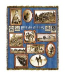 Buffalo Soldiers Tapestry