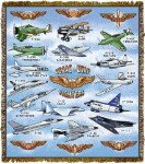 Usaac Usaf Tapestry