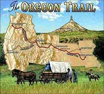Oregon Trail Tapestry