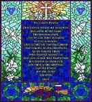 Lords Prayer Tapestry