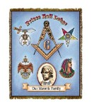 Prince Hall Lodge Tapestry