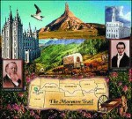 Mormon Trail Tapestry