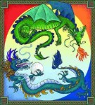 Dragons Tapestry